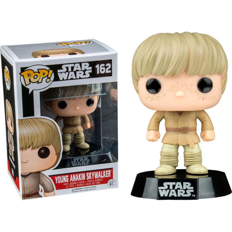 Funko Pop Star Wars Anakin Skywalker Joven