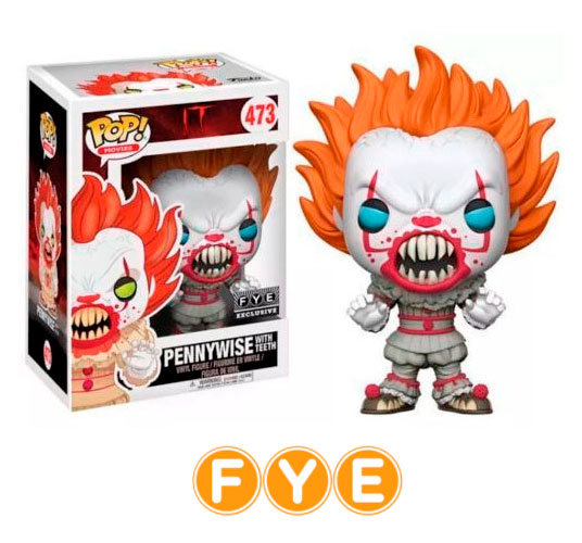 Funko Pop It Pennywise Pennywise Con Dientes Fye