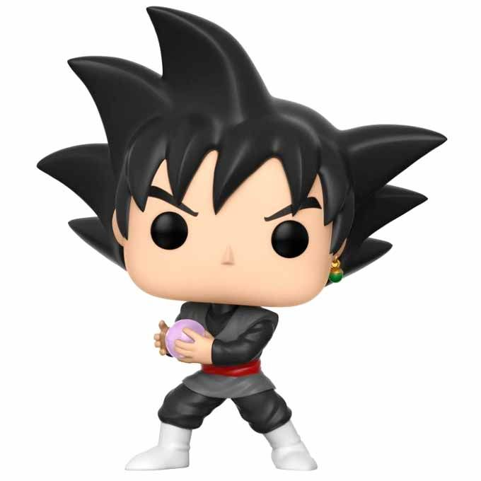 funko pop dragon ball super goku black
