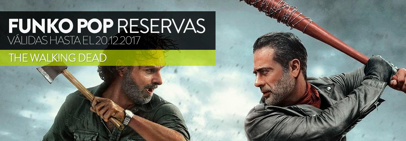 Reservas The Walking Dead, válidas hasta el 20 de diciembre