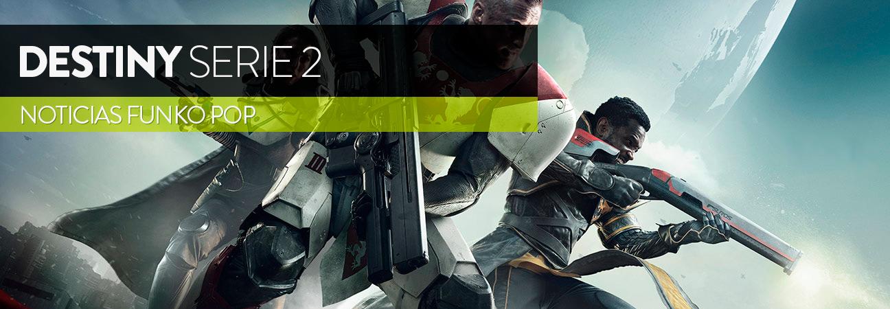 Nuevo lanzamiento de la serie 2 del videojuego Destiny en mayo