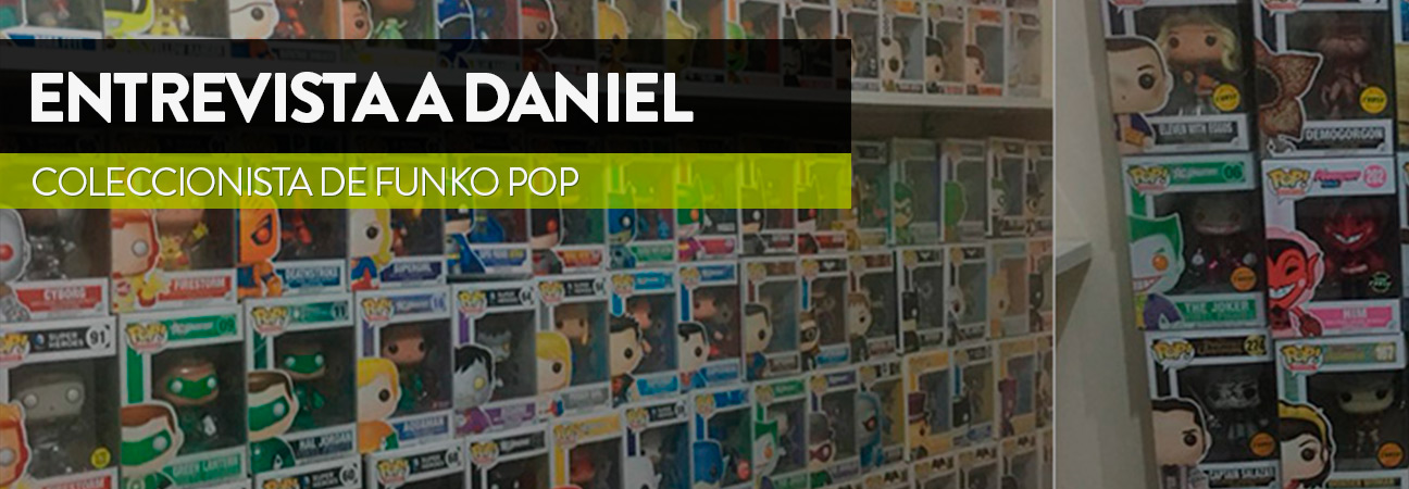 Entrevista a Daniel, de @funkopophunterspain