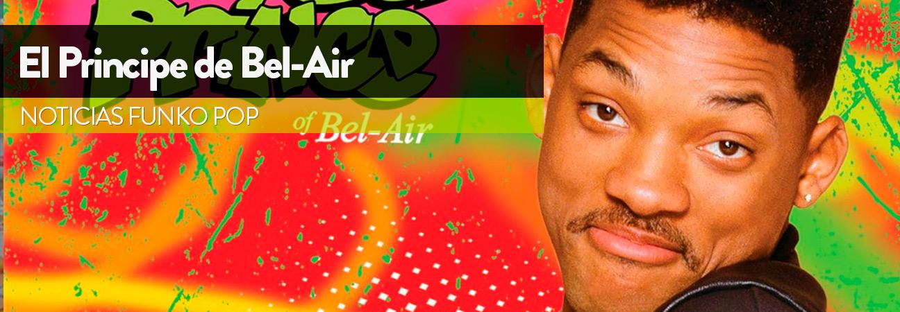 ¿El Príncipe de Bel-Air en Funko Pop?