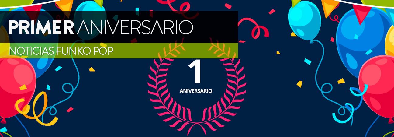 Primer aniversario de Funkotienda.com, un referente en la venta de Funko Pop en España