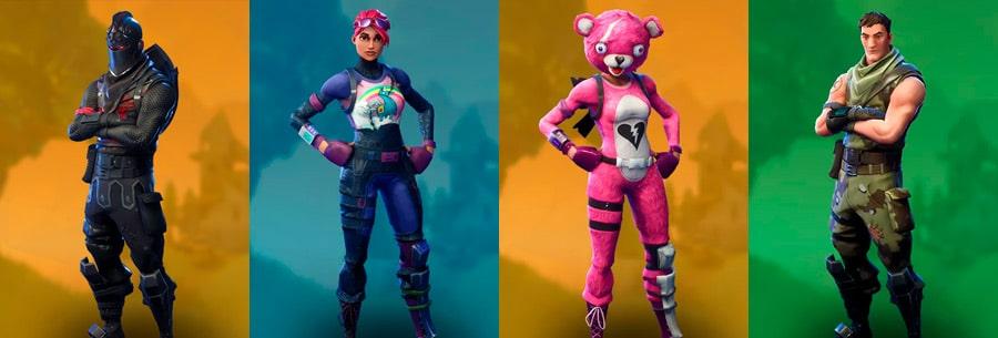 Personajes De Fortnite 2061896722